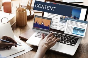 Professional Website Content Writing